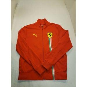 Puma Scuderia Ferrari jacket/sweatshirt SZ Small
